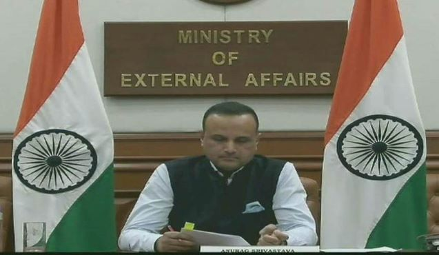 India Rejects Kashmir Reference In China-Pak Joint Statement