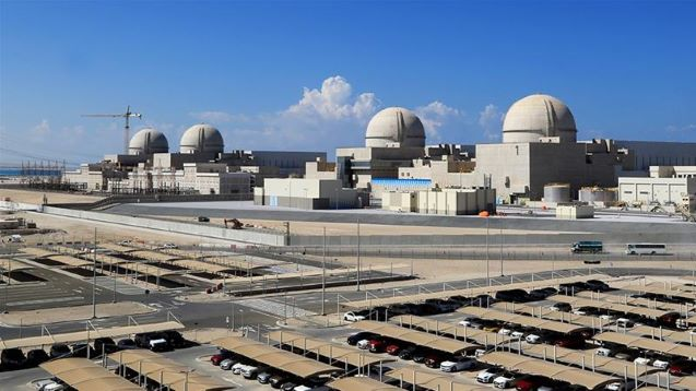 UAE starts first nuclear reactor at controversial Barakah plant