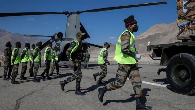 China says it doesn't recognise 'illegal' UT Ladakh, denies it's building military bases near LAC