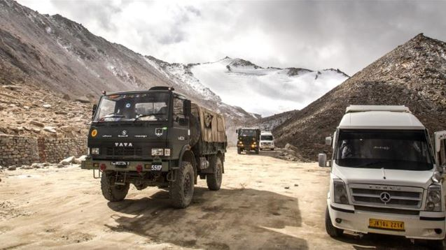 India, China accuse each other of firing shots at tense border