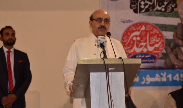 Indian threats against Pakistan, AJK cannot be overlooked: Masood