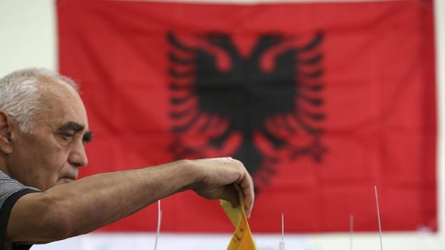 Albania approves electoral code reform to boost EU prospects