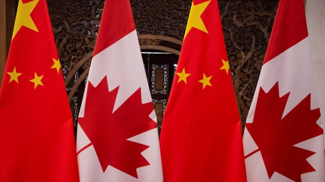 Beijing slams Canada, accusing Trudeau's government of 'hypocrisy' and 'weakness' over Xinjiang and Hong Kong remarks