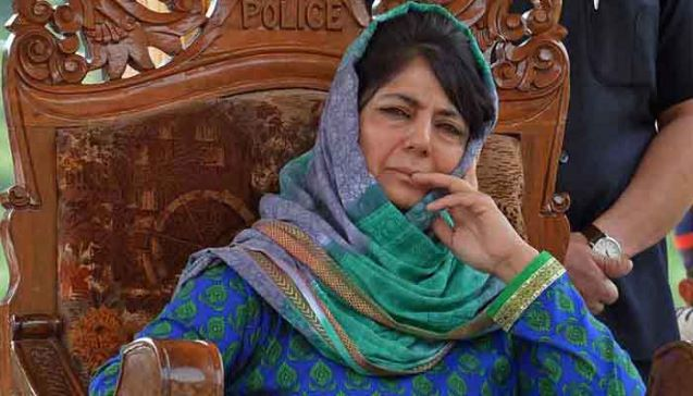 Defiant Mehbooba Mufti released after being detained for over a year by India