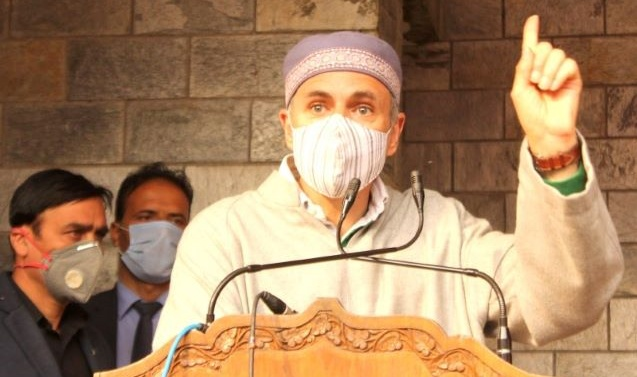 'Wish all the political parties had united earlier': Omar Abdullah on new land laws