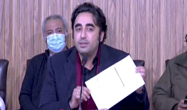 Bilawal terms court order barring him from campaigning for GB polls 'injustice'