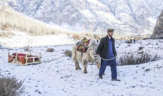Pakistan PM vows to grant provisional status to Gilgit-Baltistan