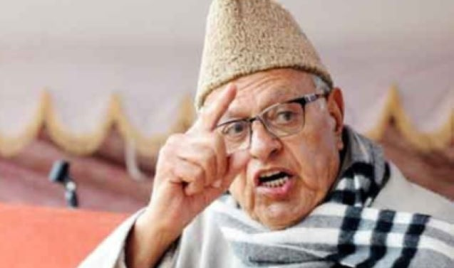 All basic human rights curtailed in J&K: Farooq
