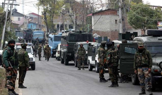Gunfight breaks out in north Kashmir's Baramulla