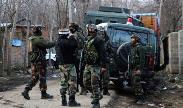 Militant killed in ongoing gunfight in Hokersar area on Srinagar outskirts