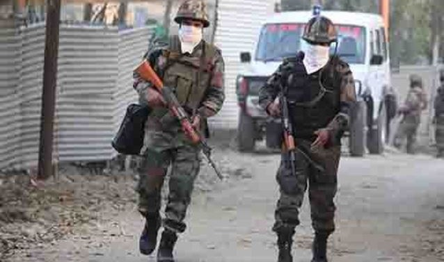Kashmmir: IOK police charge army officer with killing three labourers in staged gunfight