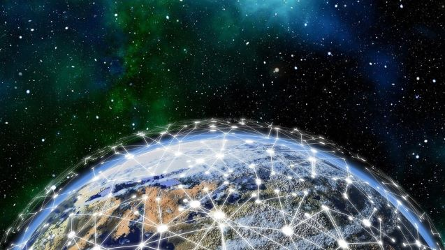 China building digital Silk Road stretching from Asia through Africa to Europe