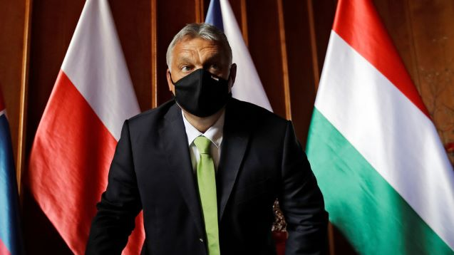 Hungary to build plant for manufacturing own vaccine, says PM Orban, after criticizing EU immunization program