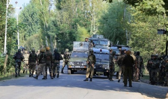 Two militants killed in ongoing gunfight in south Kashmir's Anantnag: IGP Kashmir
