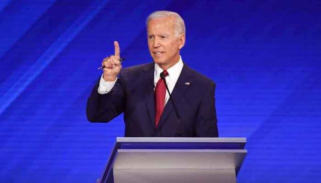 Biden raises human rights in call with Saudi King Salman