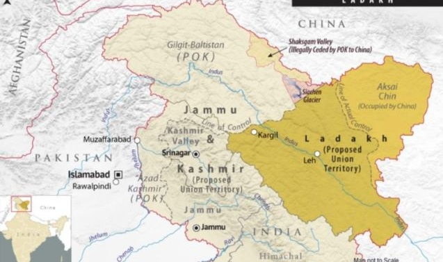 Satellite images show China emptying military camps at border flashpoint with India