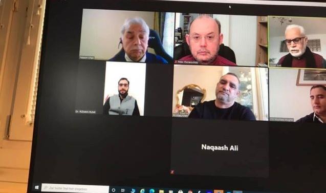 Kashmir: International Web-Event on LoC peace Mission