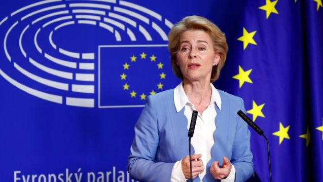 Sofagate: Von der Leyen 'surprised' after embarrassingly left without a chair at EU summit with Turkish president