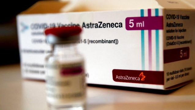 Clear link between AstraZeneca vaccine and rare blood clots in brain: European regulator