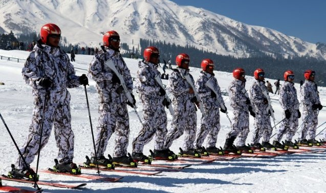 India Army plans skiing trips in high altitude areas to counter China