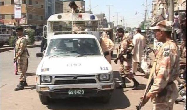 Pakistan: 1 Rangers official martyred, 8 others injured in Karachi blast