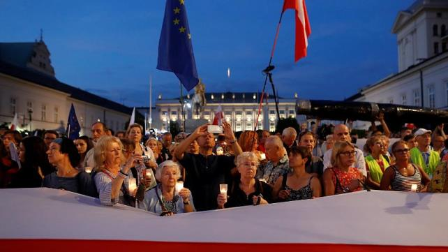 Poland's judicial independence will be destroyed unless EU moves faster, says MEP