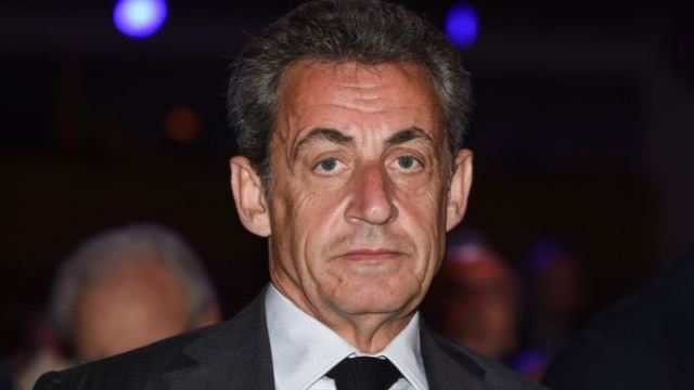 Ex-French president Sarkozy sentenced to year in prison for corruption, plus 2 years suspended