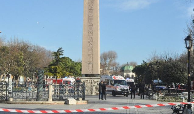 Turkey jails four over bombing that killed German tourists