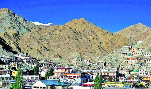 Kashmir: Ladakh Tourist Trade Alliance opposes investment by outsiders