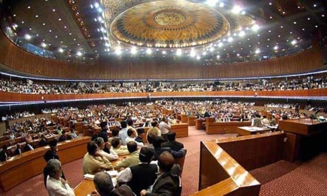 Pakistan: NA panel approves bill against intentional disrespect for forces