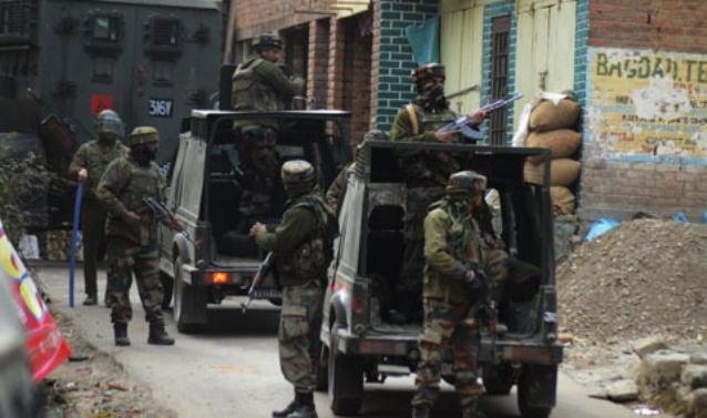 Two Hizb militants killed in gunfight in south Kashmir's Shopian