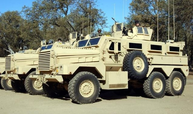 US starts pulling military equipment from Afghanistan