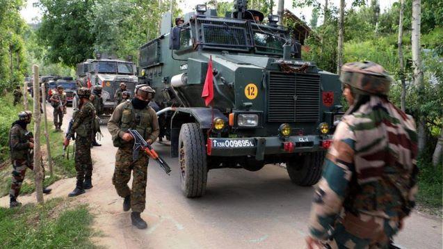 Kashmir: Two militants killed in Srinagar gunfight