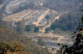 India worried as Myanmar's pro-democracy fighters cross border