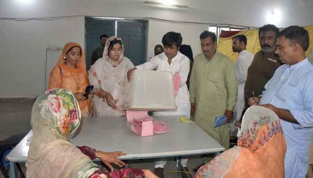 Kashmir: PTI clinches most seats to form next govt in AJK