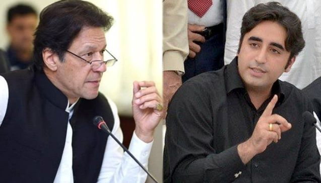 Bilawal Bhutto and Imran Khan to address rallies in AJK on last day of campaigning