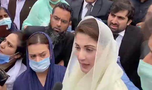 Kashmir: Maryam warns of Islamabad sit-in if AJK polls rigged