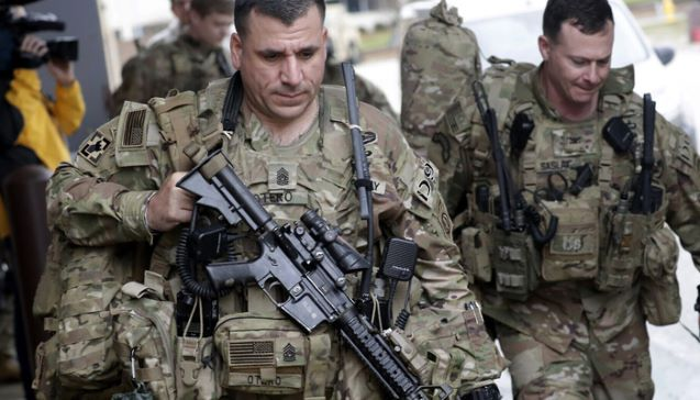 US combat forces to leave Iraq by end of year