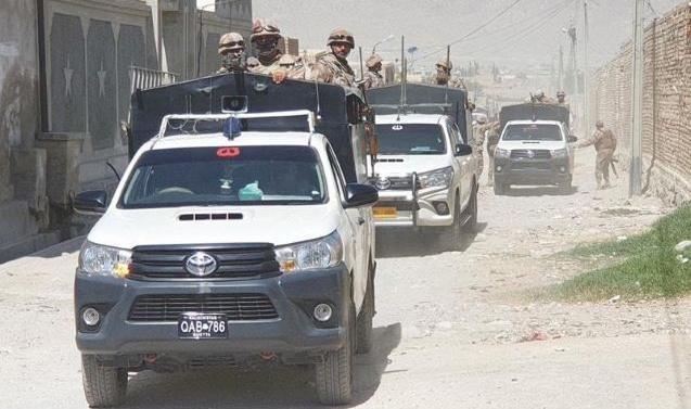Pakistan: CTD kills 11 suspected terrorists in Quetta