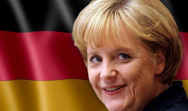 Fears of hole in EU heart as German 'Queen of Europe' departs