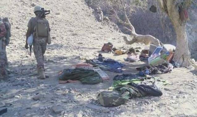 Six terrorists killed in Balochistan IBO: ISPR