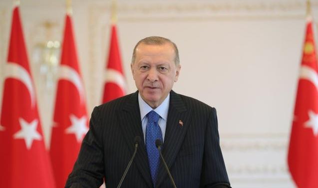 At UN, Erdogan urges settlement of Kashmir issue