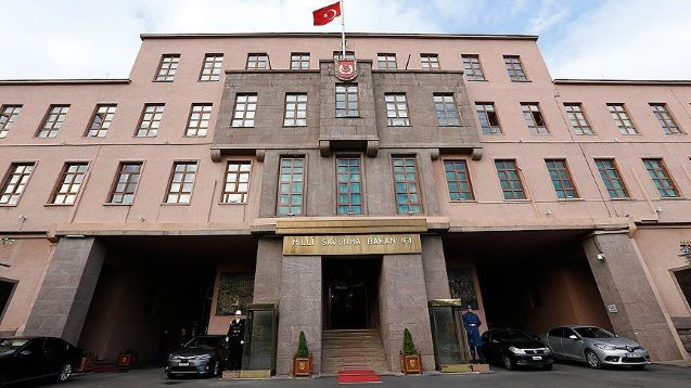 Turkey: Defense Ministry denies reports that 5 generals resigned