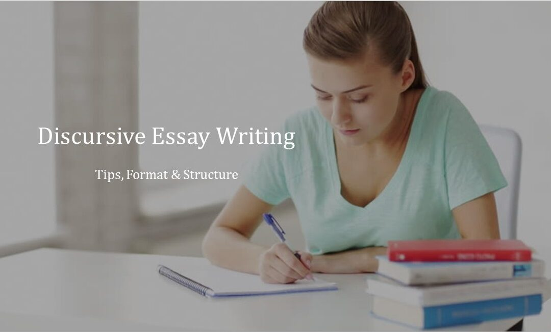 Discursive essay writing tips