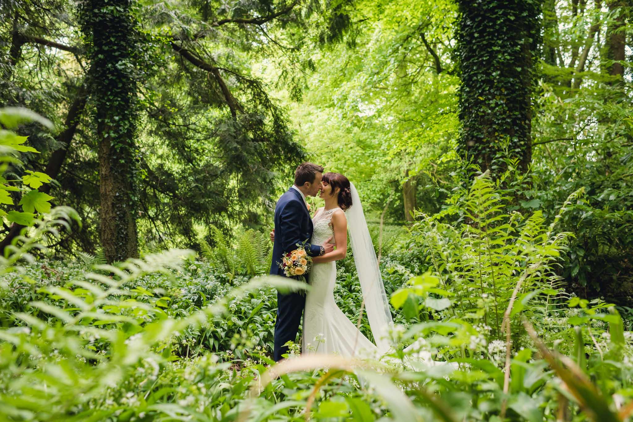 Mount Falcon wedding photography – Lisa & Rich
