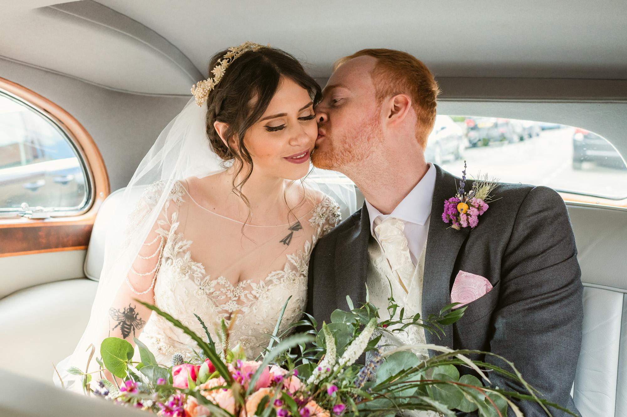 William Cecil wedding photography – Rebekah & Rhys