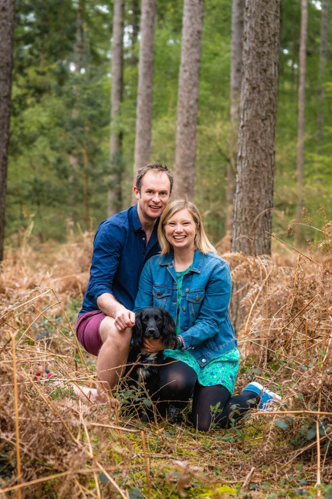 Rutland engagement photoshoot
