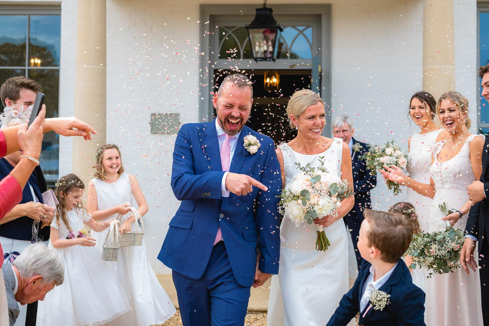 The White House wedding Burnham Market- Jenny & Adrian