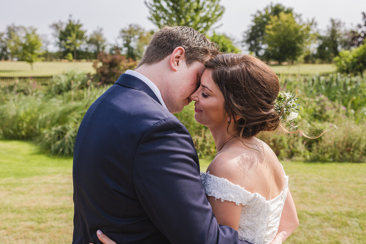 The Priory Hertfordshire wedding – Serap & Jon