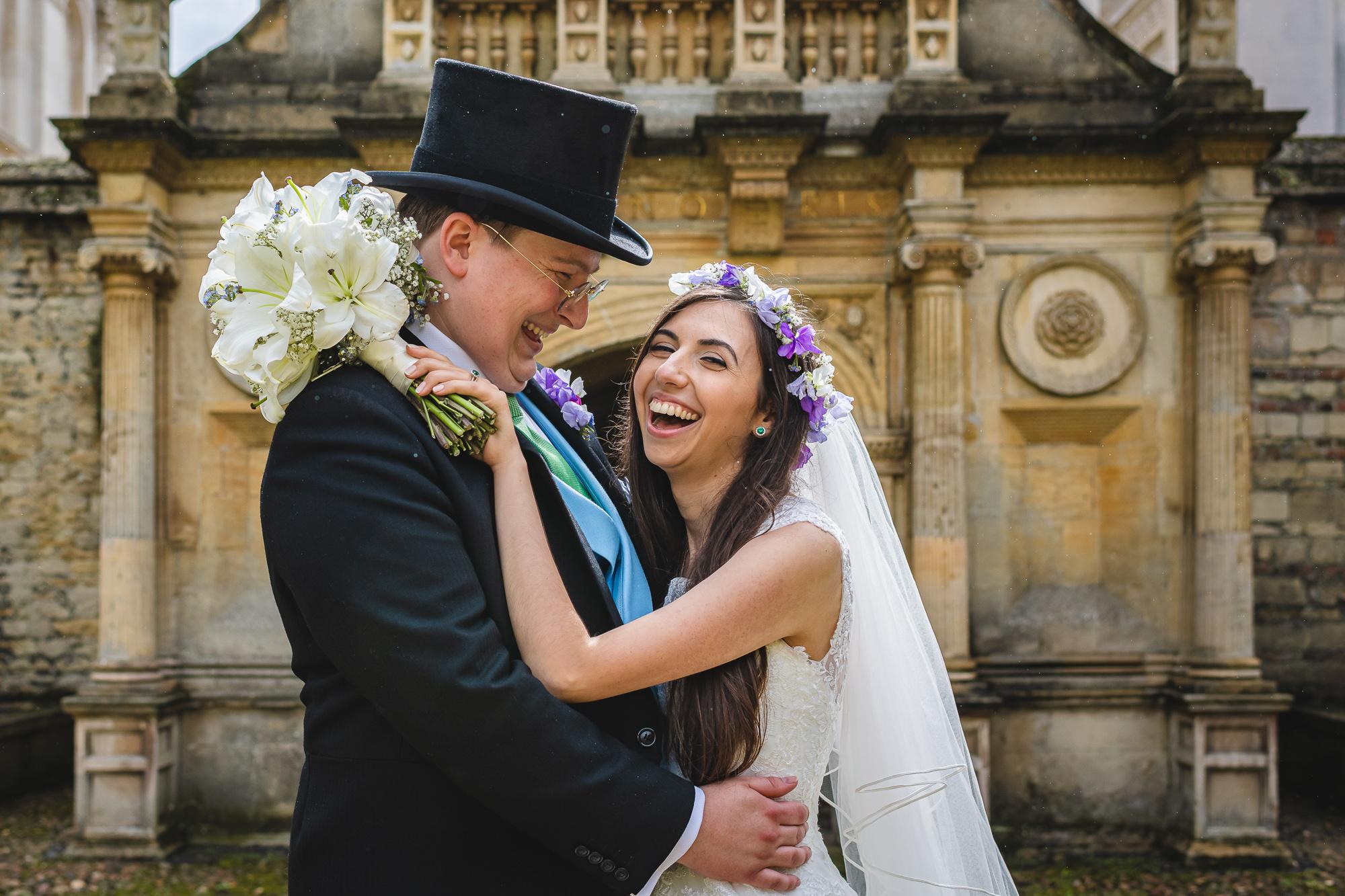 Gonville & Caius wedding – Dannielle & Cyryl